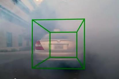 新方法提高现有雷达传感器成像能力 恶劣环境下都能清晰看到