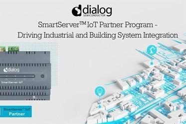 Dialog半导体推出业界首款真正开放的端到端工业边缘服务器