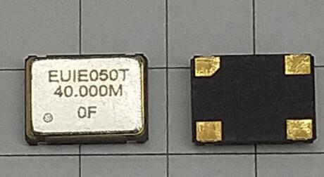 耐用型时钟振荡器可测量的温度从-40至+ 105°C