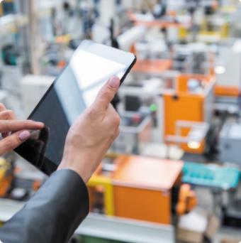 5G专用网络能否提高工业生产率?