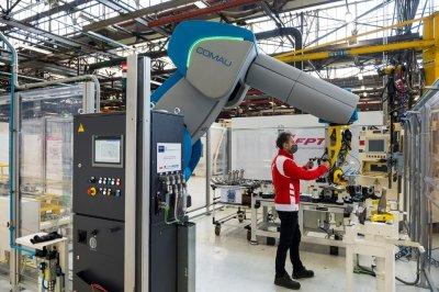 菲亚特动力科技与 COMAU 协作,将工业 4.0 化为现实