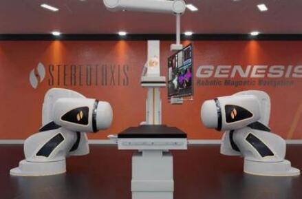 强生公司推出了新的机器人辅助手术系统