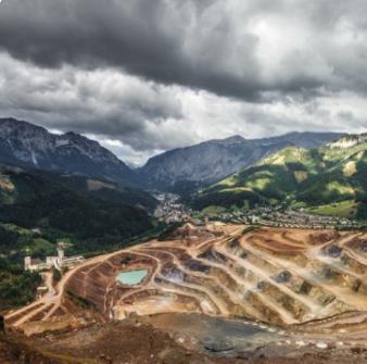 国外公司开发出超大型矿石检测系统,利用传感器和机器学习检测碎石大小