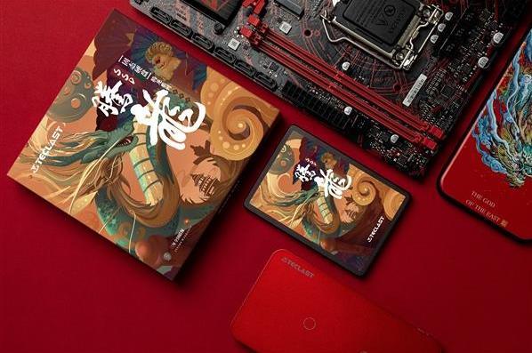 台电发布纯国产化固态硬盘腾龙系列DS10!搭载长江存储64层TLC