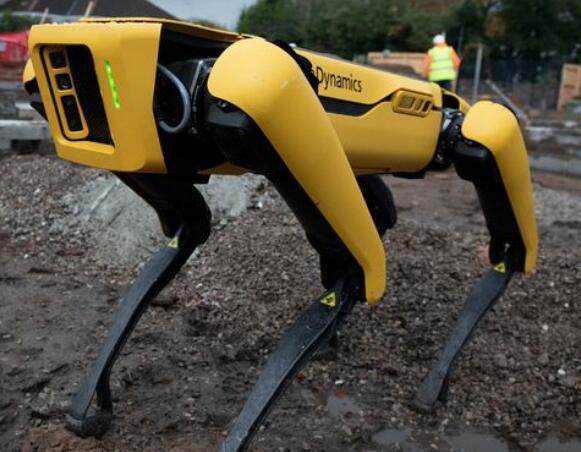 SPOT机器狗抵达英国 效力于利物浦MTC数字制造中心