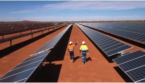 澳大利亞GrannySmith金礦安裝由太陽能+儲能系統構建的大型可再生能源微電網