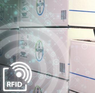 利用RFID有助于提高药品供应链的透明度