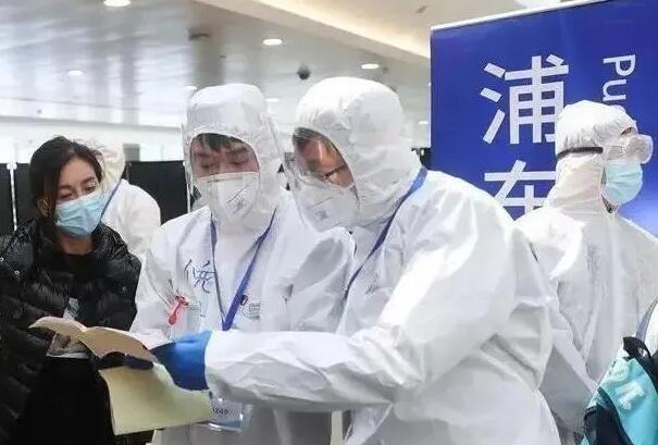 浦东机场相关人员连夜核酸检测,上海疫情怎么样了?