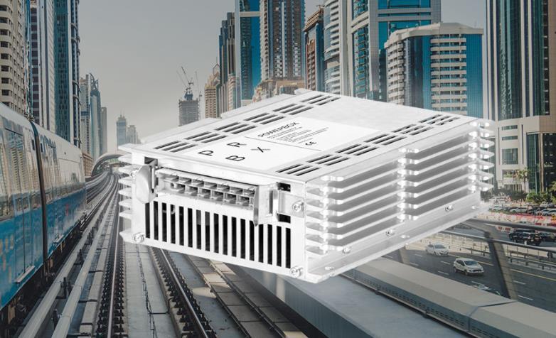 Powerbox发布新型ENR500D电源解决方案,适用于轻轨和工业应用