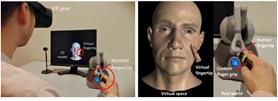 你见过3D人脸的情绪在电脑屏幕上表现出来的实验吗?