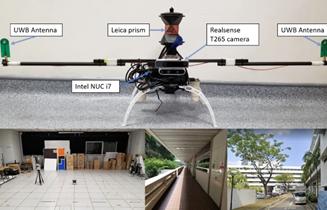弹幕摄像机也能准确测涂并且定位,可在不明状态下生成锚点地图!