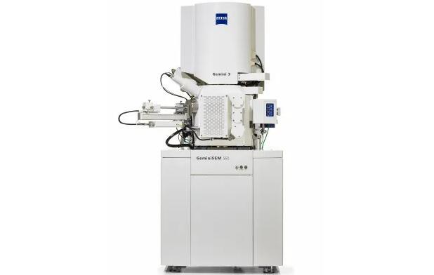蔡司推出新型场发射扫描电子显微镜
