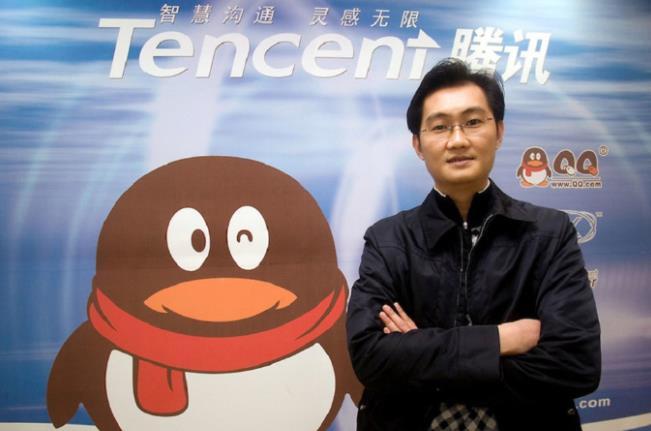 胡润中国500强民营企业公布:腾讯首次成为中国价值最高民企
