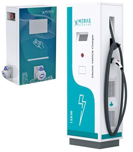 印度初創公司開發充電站和充電管理系統,以實現綠色環保