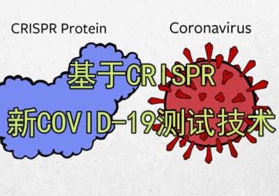用智能手机相机就能发现病毒!基于CRISPR的新COVID-19测试技术