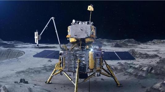 首次完成无人交会对接!嫦娥五号探测器对接组合体成功分离