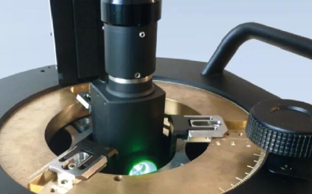 非接触式光学测量 可详细分析铝中硅晶体的组成和分布