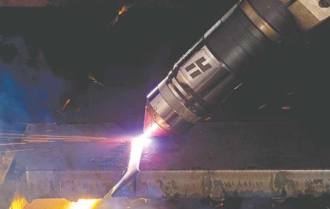 金属制造商如何实现等离子切割的最佳切割效果?