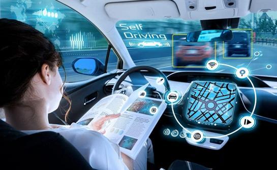5G是自动驾驶汽车和汽车行业的关键