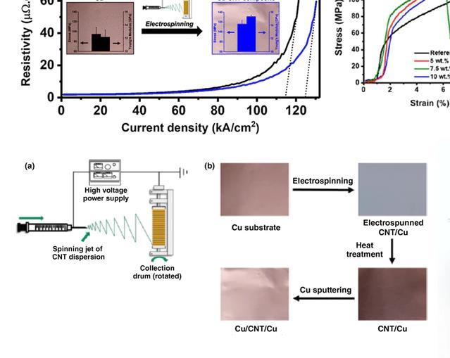 ORNL研究人员开发出铜+碳纳米管产生低电阻高容量的导体