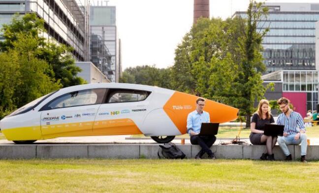埃因霍温理工大学2021年或将能开发真正实用的家用太阳能汽车