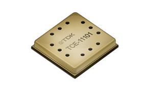 TDK推出TCE-11101小型化超低功耗MEMS平台,可直接准确检测CO2浓度