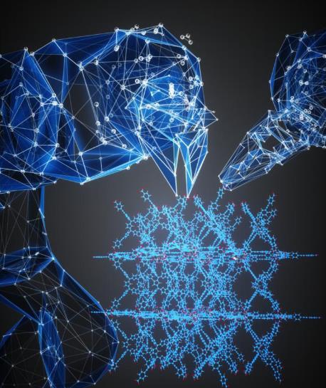 人工智能实现了纳米多孔材料的自主设计 减少开发新材料所需的资源