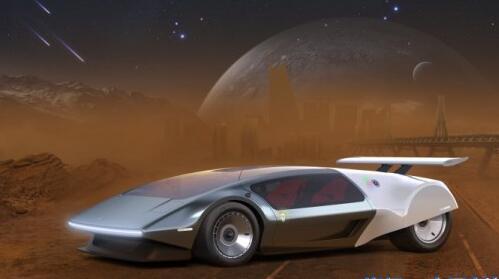 SCG将造世界首辆液氢动力超跑 属于跑车独有的轰鸣声还存在吗?