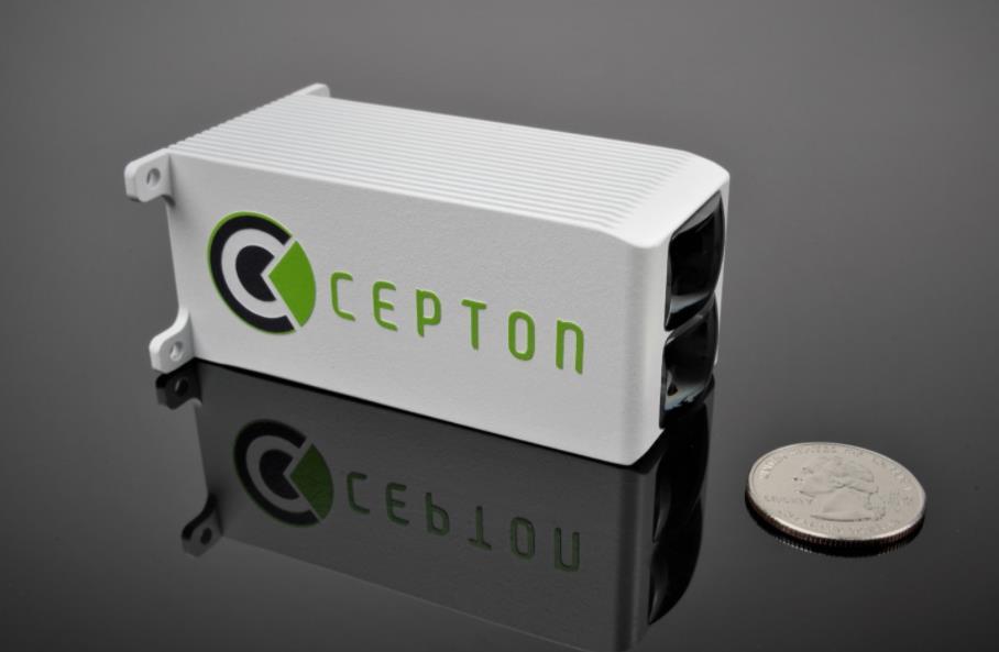 Cepton推出开创性微型激光雷达传感器Nova,适用于大批量汽车应用