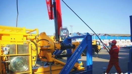 国内首台9000米同升式高钻台钻机研制成功