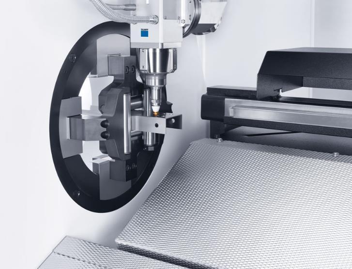 管式激光切割系统可以优化生产 最大化投资回报率