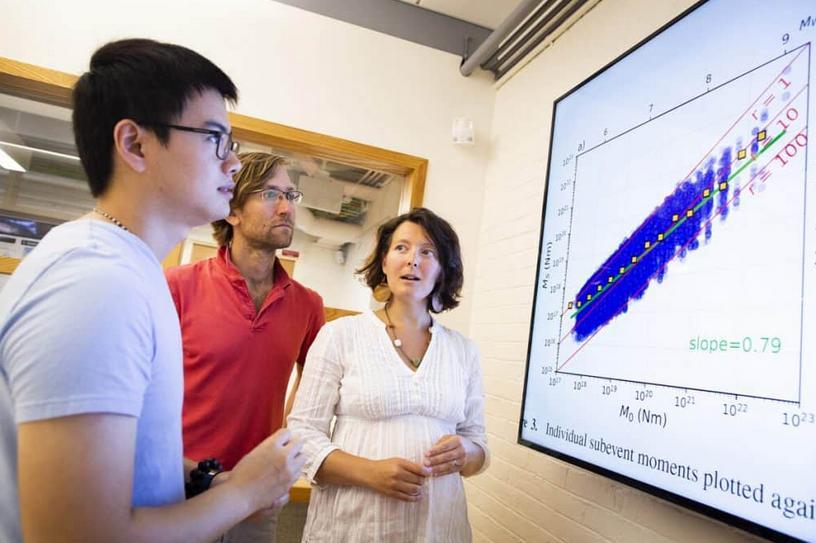 研究人员如何利用机器学习来获得有关地震的见解?
