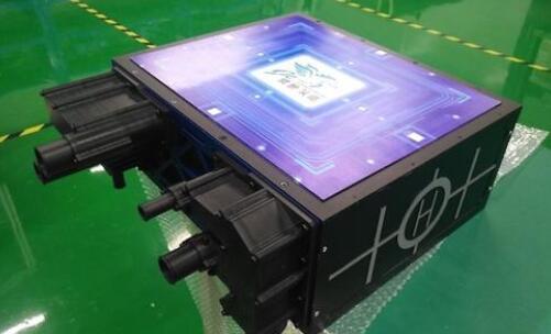 骥翀氢能自研金属双极板电堆MH170实现无辅助热源条件下-39℃成功启动