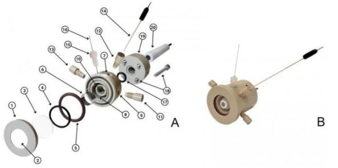 新型光谱电化学电池有助于研究电解质和催化剂的行为