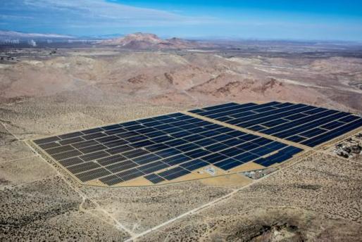高盛可再生能源公司收购在建的太阳能+储能项目