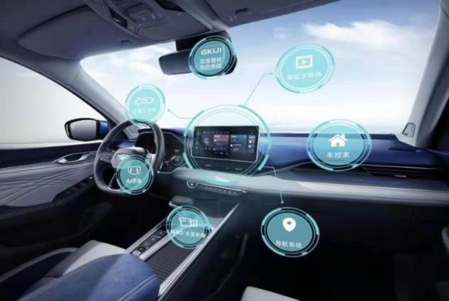 吉利汽车与腾讯共同打通手机端和汽车端服务场景,探索共建碳中和开放平台