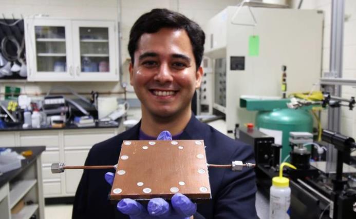新成果!弗吉尼亚理工大学开发出用于飞机热管理技术的热敏二极管
