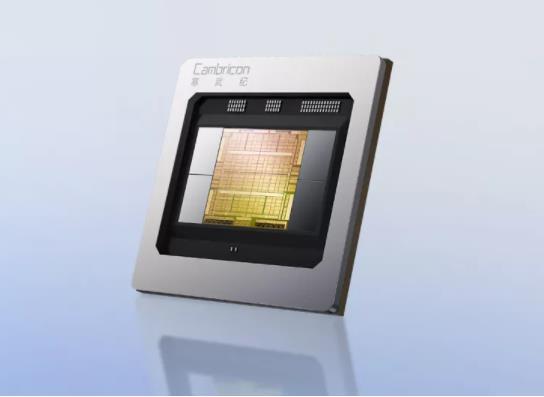 寒武纪首颗训练芯片思元290亮相!多芯互联总带宽高达600GB/s突破PCIe带宽互联瓶颈