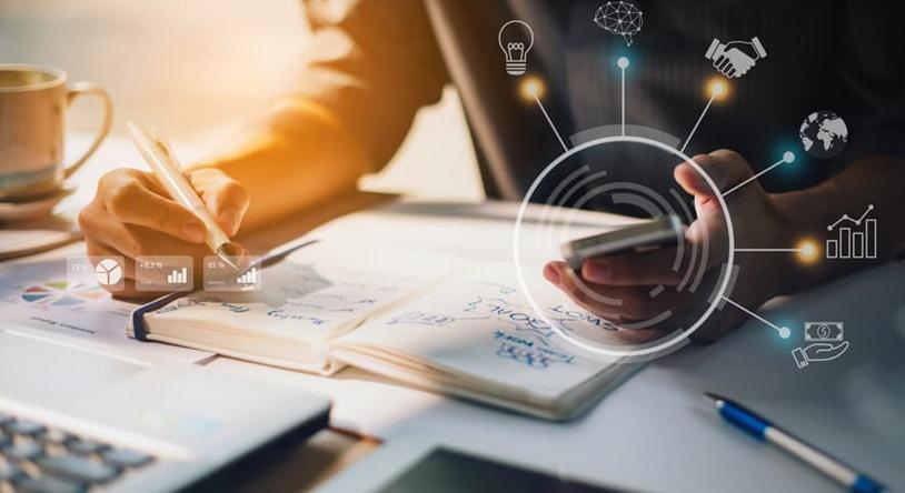 人工智能正在使模擬會計流程自動化