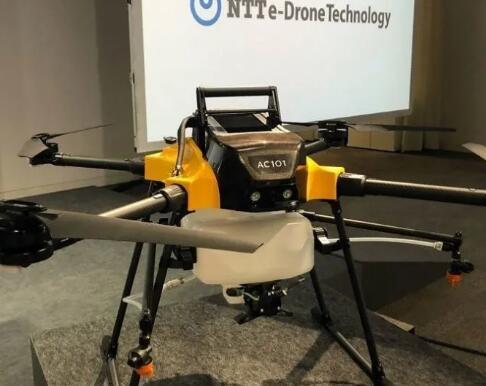 NTT东日本公司成立无人机研发公司 主攻环境检测与应急响应领域