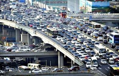 交通堵塞会像传染病一样蔓延 如何缓解城市交通堵塞?
