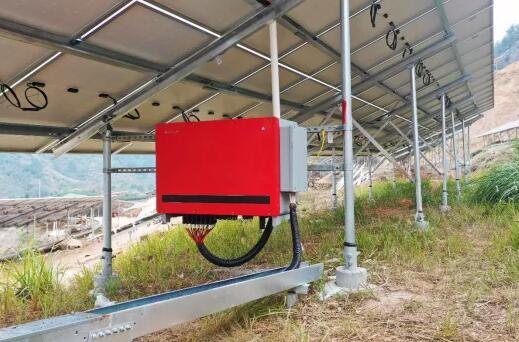 固德威1500V超大功率智能光伏逆变器 最大转换效率达99.0%