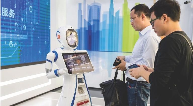 银行部门服务的自动化将确保更轻松和更具成本效益的客户互动