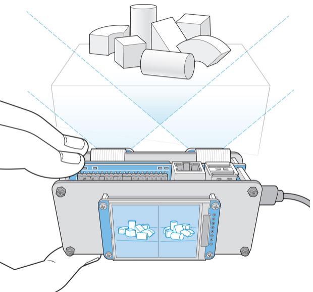使用Raspberry Pi 4计算模块可构建立体相机