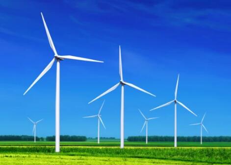 風力發電機為什么是白色的,技術貼來了,快來更新下知識