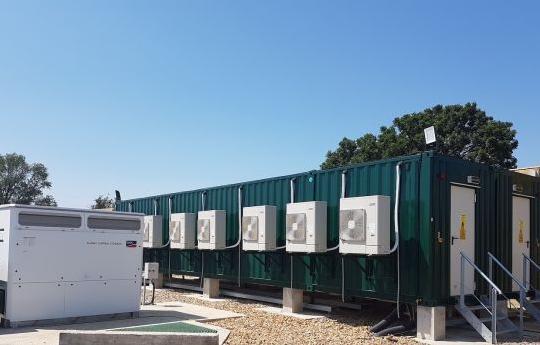 OpenRemote公司开发太阳能+储能系统的新能源管理系统