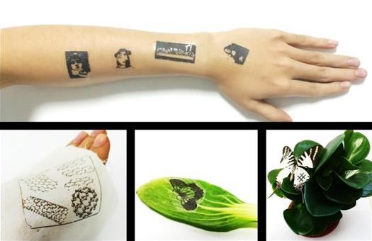 石墨烯电子皮肤如何探测人体生理信号?未来可将疾病扼杀在萌芽