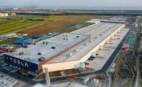 上海特斯拉超级工厂一期二阶段动工在即 目标年产55万辆