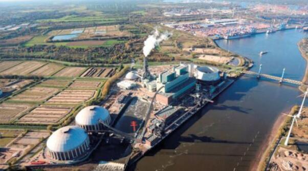 汉堡-莫堡燃煤电站或将被改造成世界最大的氢能发电厂