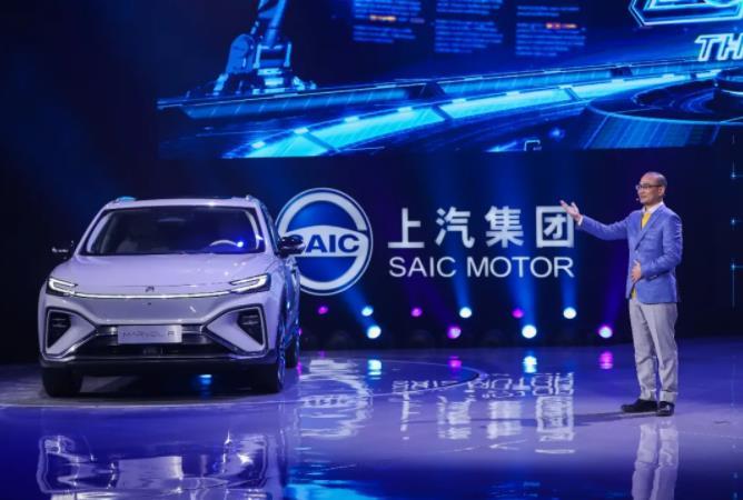 上汽全球首款5G智能電動SUV MARVEL R上市,開啟5G時代智慧出行新篇章